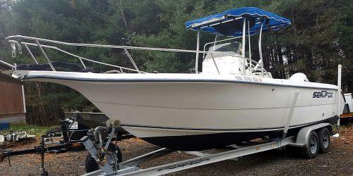 Sea Fox Center Console Fishing Boat