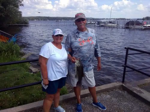 Better Half Tour - Couples Bass Fishing