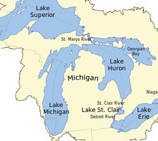 Go Fish Michigan - Great Lakes Fishing